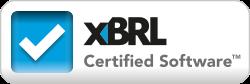 XBRL Certified Logo